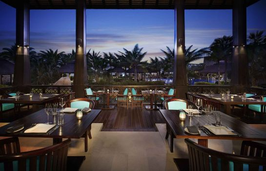 Restaurant Sofitel Dubai The Palm Resort & Spa