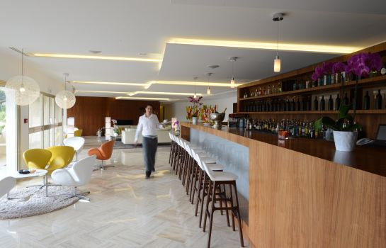 Hotelbar La Vague de Saint Paul
