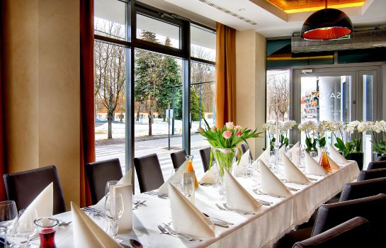 Restaurant BoutiqueHotel Aristo