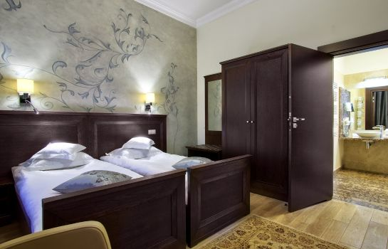 Standardzimmer BoutiqueHotel Aristo