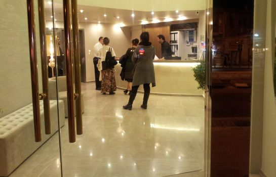 Reception Agripas Boutique Hotel