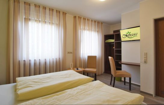 Double room (superior) Keisers Hotel Garni