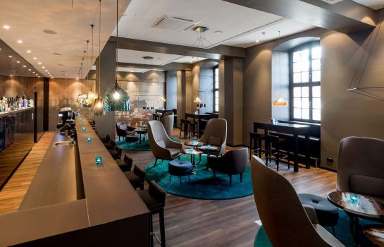 Hotelbar Motel One Magdeburg