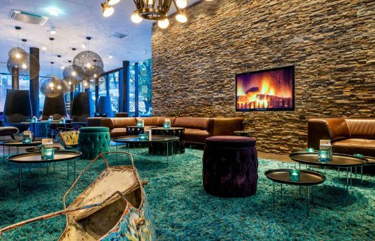 Hotel bar Motel One Prater