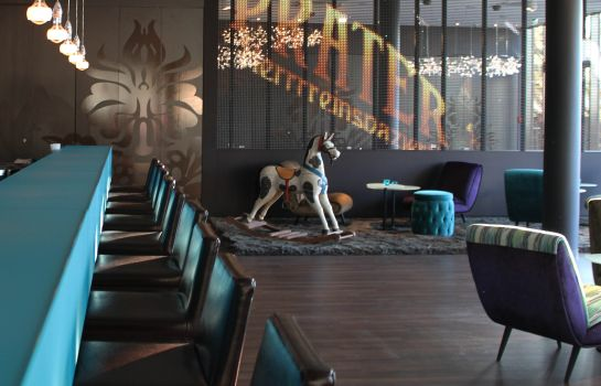 Lobby Motel One Prater
