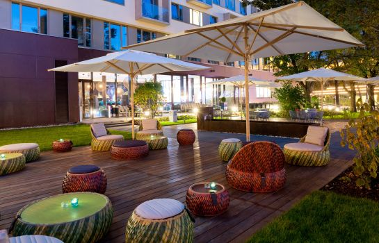 Terras Motel One Prater