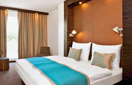 Single room (standard) Motel One Prater