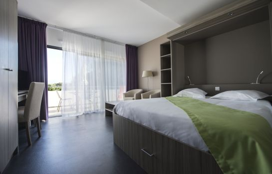 Doppelzimmer Standard Suite Home Porticcio Residence Hoteliere