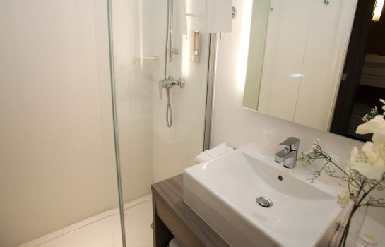 Bathroom Suite Home Porticcio Residence Hoteliere