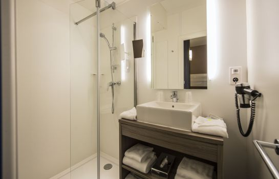 Badezimmer Suite Home Porticcio Residence Hoteliere