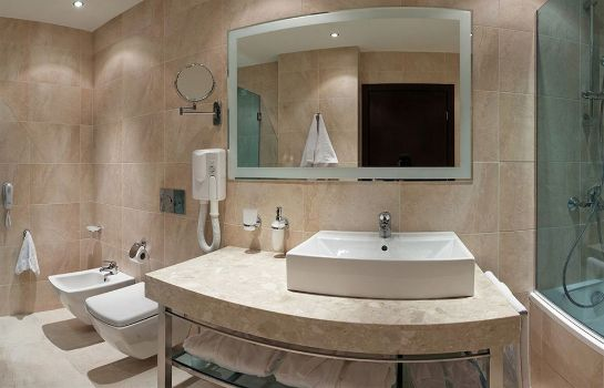 Bagno in camera Astera Hotel & Spa