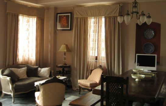 Interior view Traditional Hotel