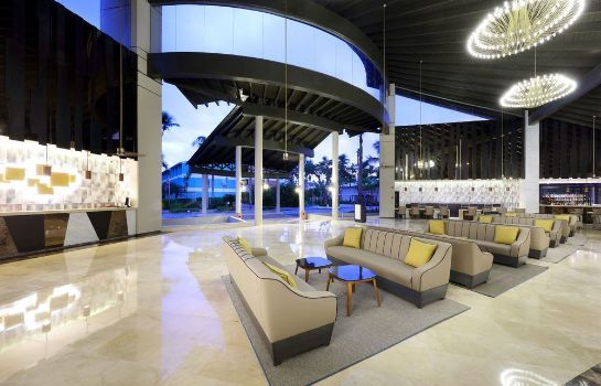 Lobby Grand Palladium Punta Cana Resort & Spa - All Inclusive