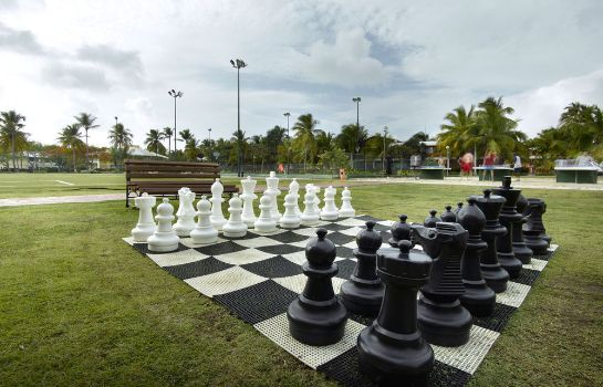 Sports facilities Grand Palladium Punta Cana Resort & Spa - All Inclusive