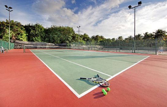 Tennis court Grand Palladium Punta Cana Resort & Spa - All Inclusive