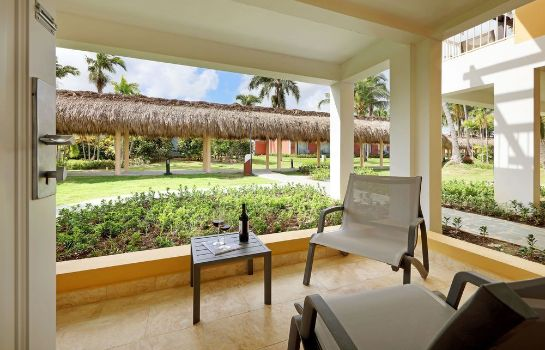 Terrace Grand Palladium Punta Cana Resort & Spa - All Inclusive