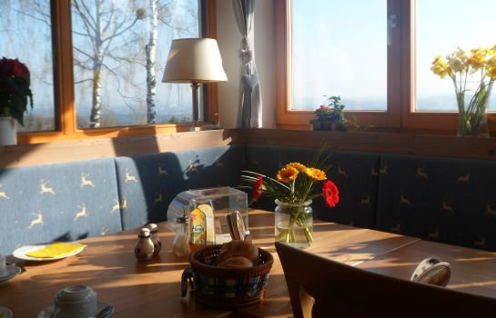 Breakfast room Kraxenberger Berggasthaus