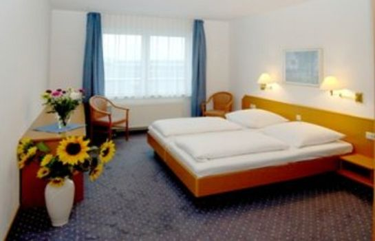 Double room (standard) Penthouse-Hotel - Internationales Boardinghouse