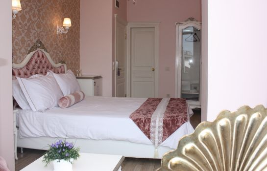 Double room (standard) Romantic Hotel Istanbul
