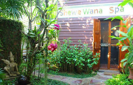 Terrasse Shewe Wana Boutique Resort & Spa
