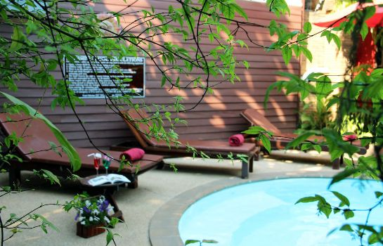 Whirlpool Shewe Wana Boutique Resort & Spa