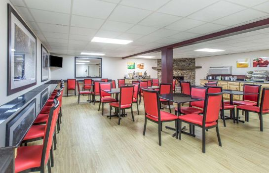 Restaurante Quality Inn & Suites Gatlinburg