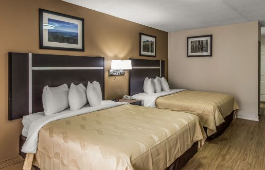 Zimmer Quality Inn & Suites Gatlinburg