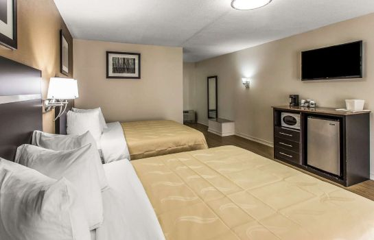 Room Quality Inn & Suites Gatlinburg