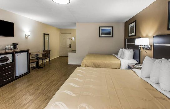 Chambre Quality Inn and Suites Gatlinburg