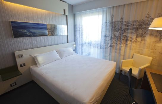 Double room (standard) ibis Styles Roma Eur