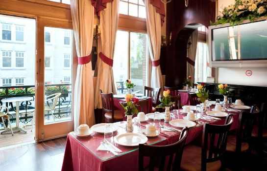 Breakfast room Hotel Di Ann