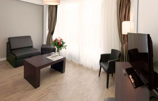 Junior Suite TWO Hotel Berlin by Axel - ADULTS ONLY