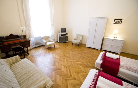 Double room (superior) Parisien Apartment