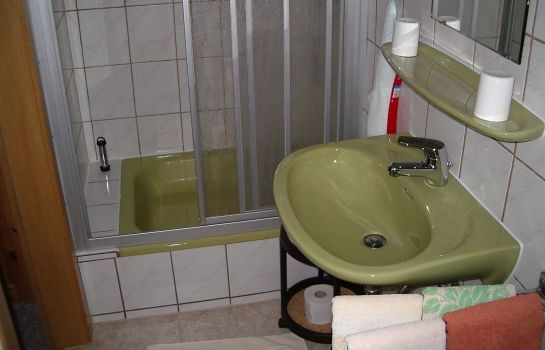 Bathroom Waldhaus Anita Pension