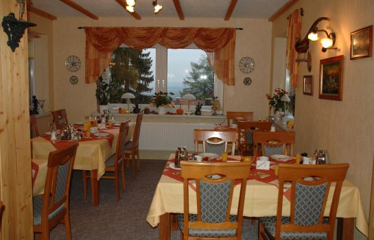 Breakfast room Waldhaus Anita Pension