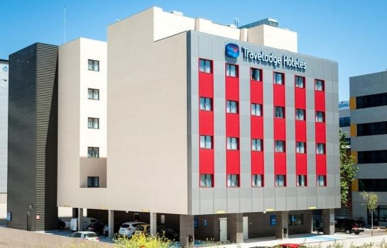 Exterior view Travelodge Madrid Alcalá