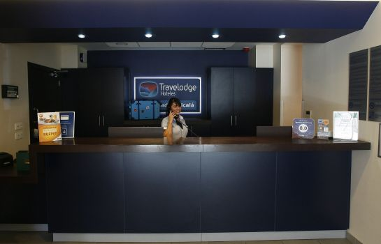 Empfang Travelodge Madrid Alcalá