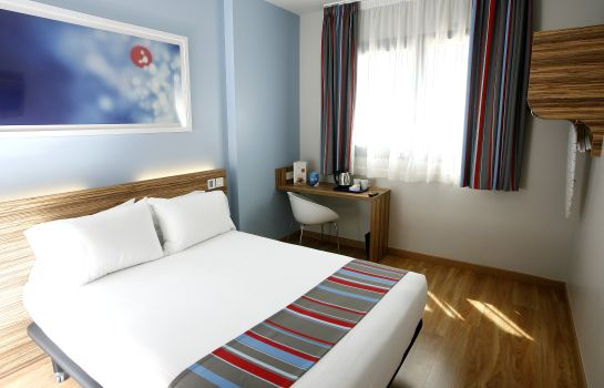 Double room (standard) Madrid Alcalá