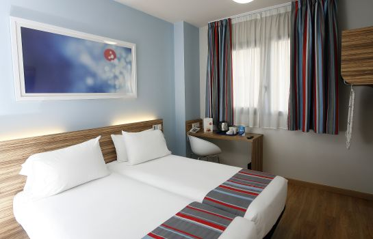 Doppelzimmer Standard Travelodge Madrid Alcalá