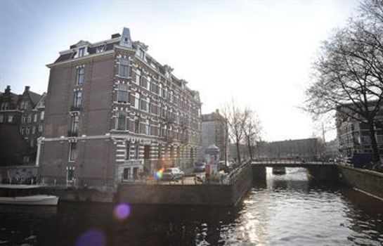 Vista esterna Hotel Amsterdam Inn City Centre