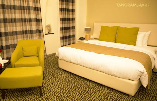 Single room (standard) TANGRAM HOTEL ERBIL