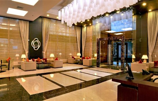 Hol hotelowy Country Inn & Suites by Carlson Gurgaon Sector 12