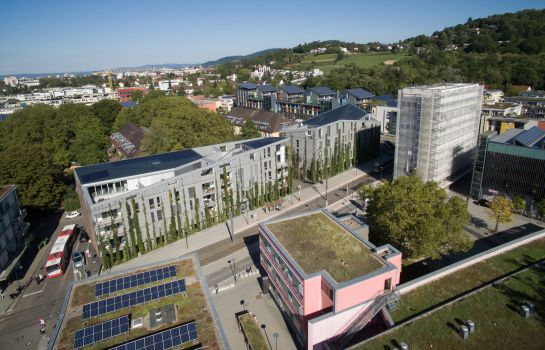 Green City Hotel Vauban Freiburg