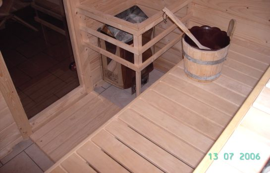 Sauna Pension Všeruby