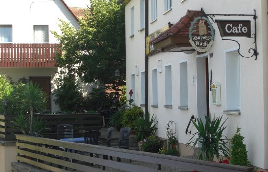 Exterior view Jakobsklause Café Pension