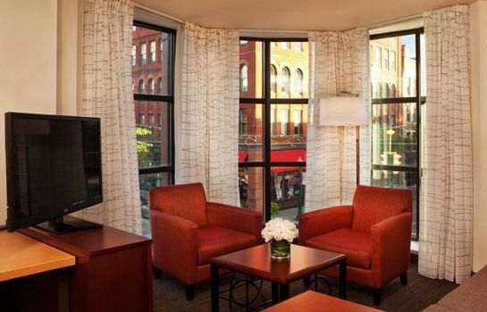 Zimmer Residence Inn Syracuse Downtown at Armory Square