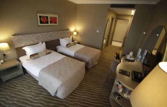 Doppelzimmer Komfort Silence Istanbul Hotel & Convention Center