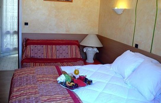 Double room (standard) Lion d Or Logis