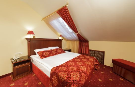 Single room (standard) Club Hotel Korona