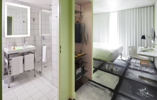 Double room (standard) Mama Shelter Lyon